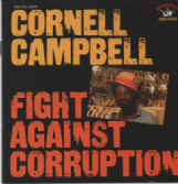 Cornell Campbell - Fight Against Corruption (Kingston Sounds) LP